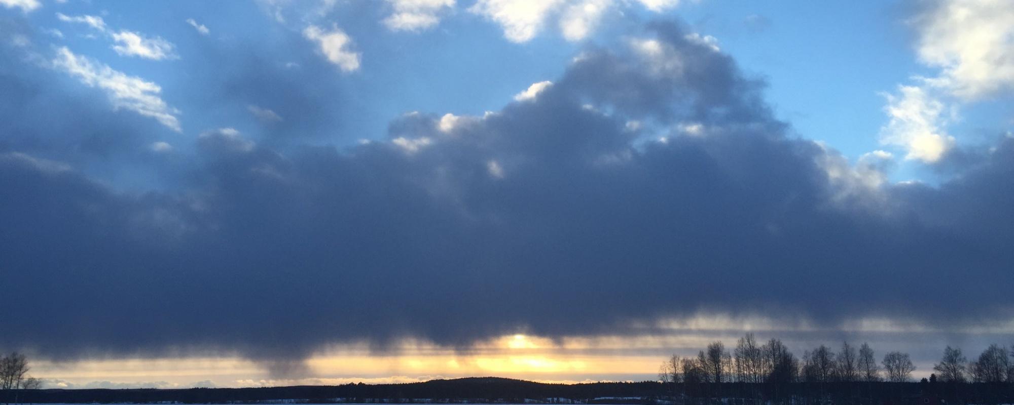 ice and sun