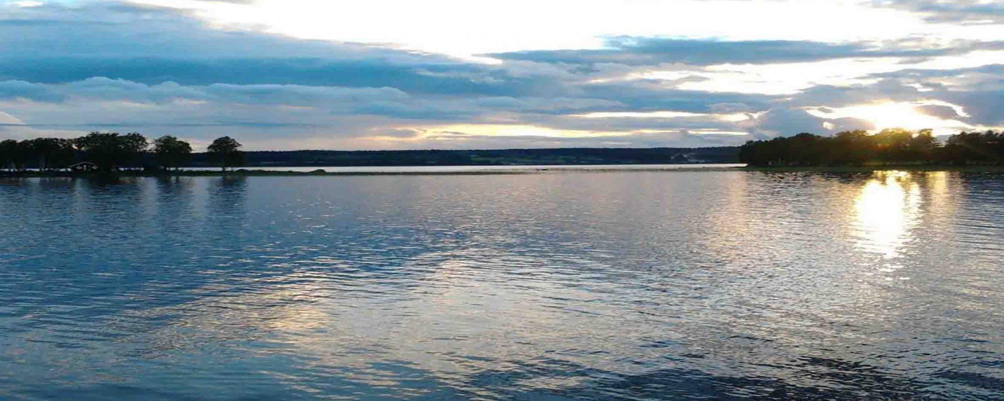 Summer  evening in Innansjön