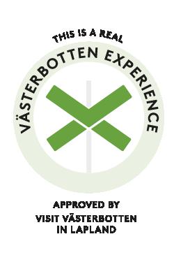 Västerbotten Experience Logytyp